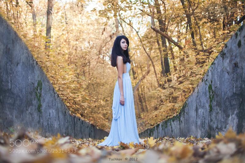 Photograph Karina by Sergey Tuchkov on 500px