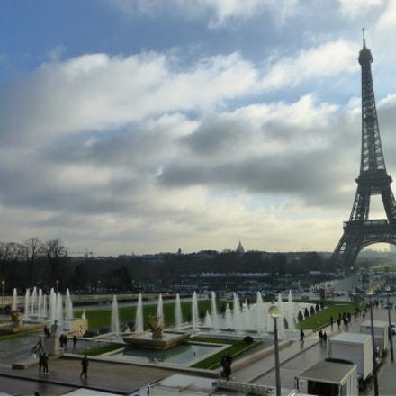 Parigi, Panasonic DMC-TZ27