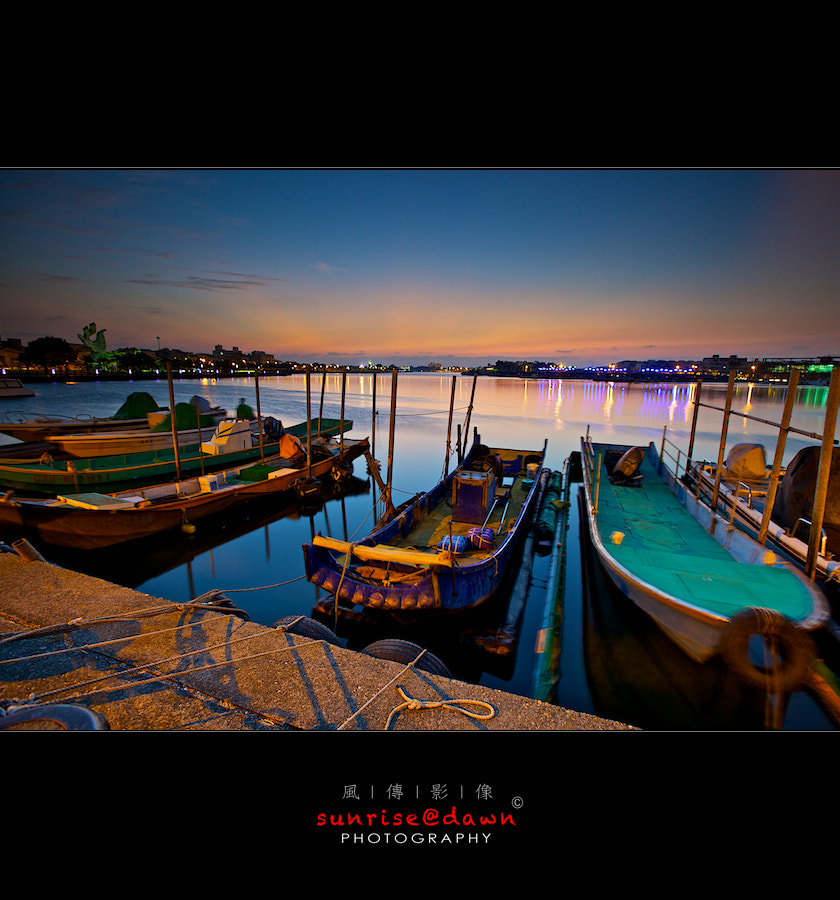 Photograph Timeless Anping 永恆安平 (3) by SUNRISE@DAWN photography 風傳影像 on 500px
