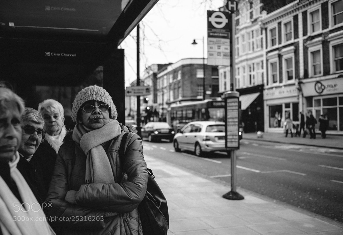 Photograph Bus Stop by Paul Bence on 500px