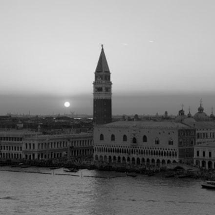 Venice sunset 2017, Nikon D200, AF-S DX VR Zoom-Nikkor 18-200mm f/3.5-5.6G IF-ED