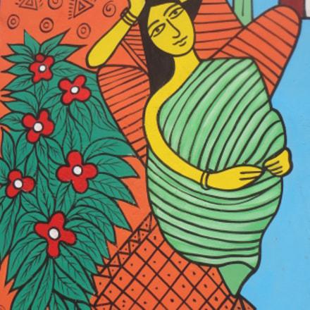 Bangladeshi girls, Sony DSC-W570