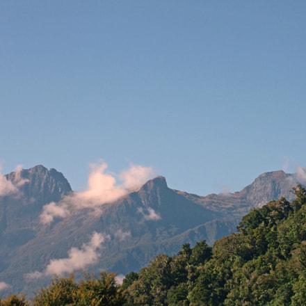 Southern Alps, Fujifilm FinePix S20Pro