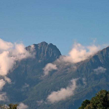 Southern Alps 2, Fujifilm FinePix S20Pro