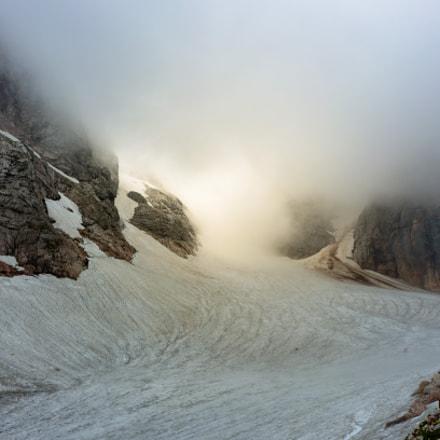 Glacier, Nikon COOLPIX A