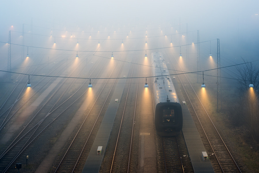 misty morning by Michael  Knudsen on 500px.com