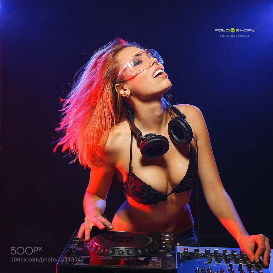 Photograph DJ by Pavel Kolotenko on 500px