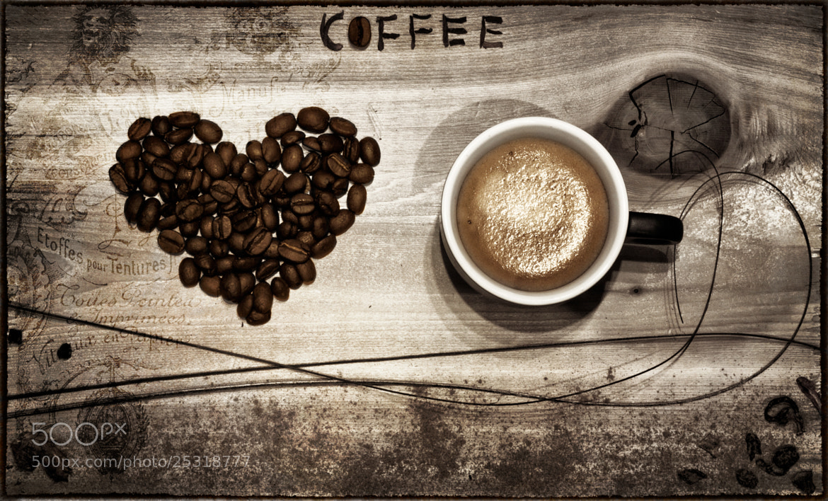 Photograph Coffee by Tetyana Kovyrina on 500px
