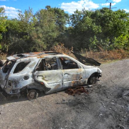 Burned, Sony DSC-W570