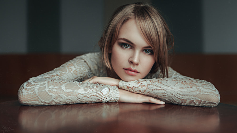 Nastya by Georgy Chernyadyev (Portrait) on 500px.com