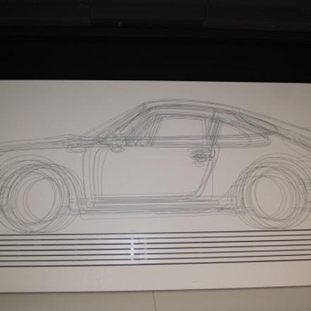 Porsche 911, Sony DSLR-A500, Sony DT 18-55mm F3.5-5.6 SAM (SAL1855)