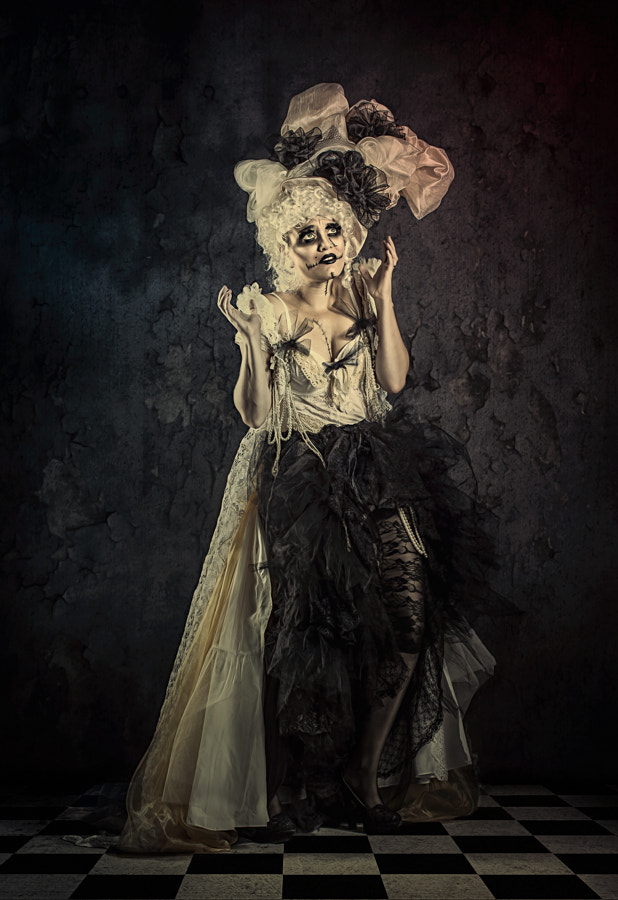 Photograph Madame Spooky by Glyn Dewis on 500px