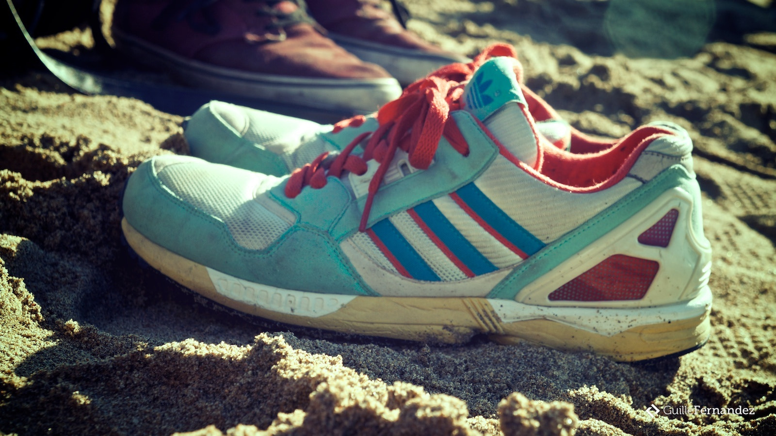 Photograph Vintage Sneaker by Guillermo Fernandez Brombley on 500px