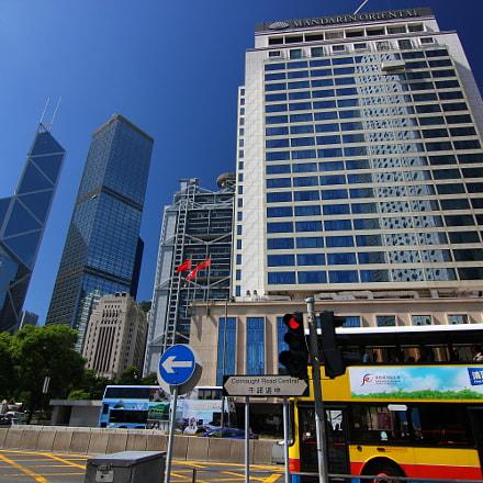 Hong Kong Mandarin, Canon EOS 550D, Tokina AT-X 116 AF Pro DX 11-16mm f/2.8