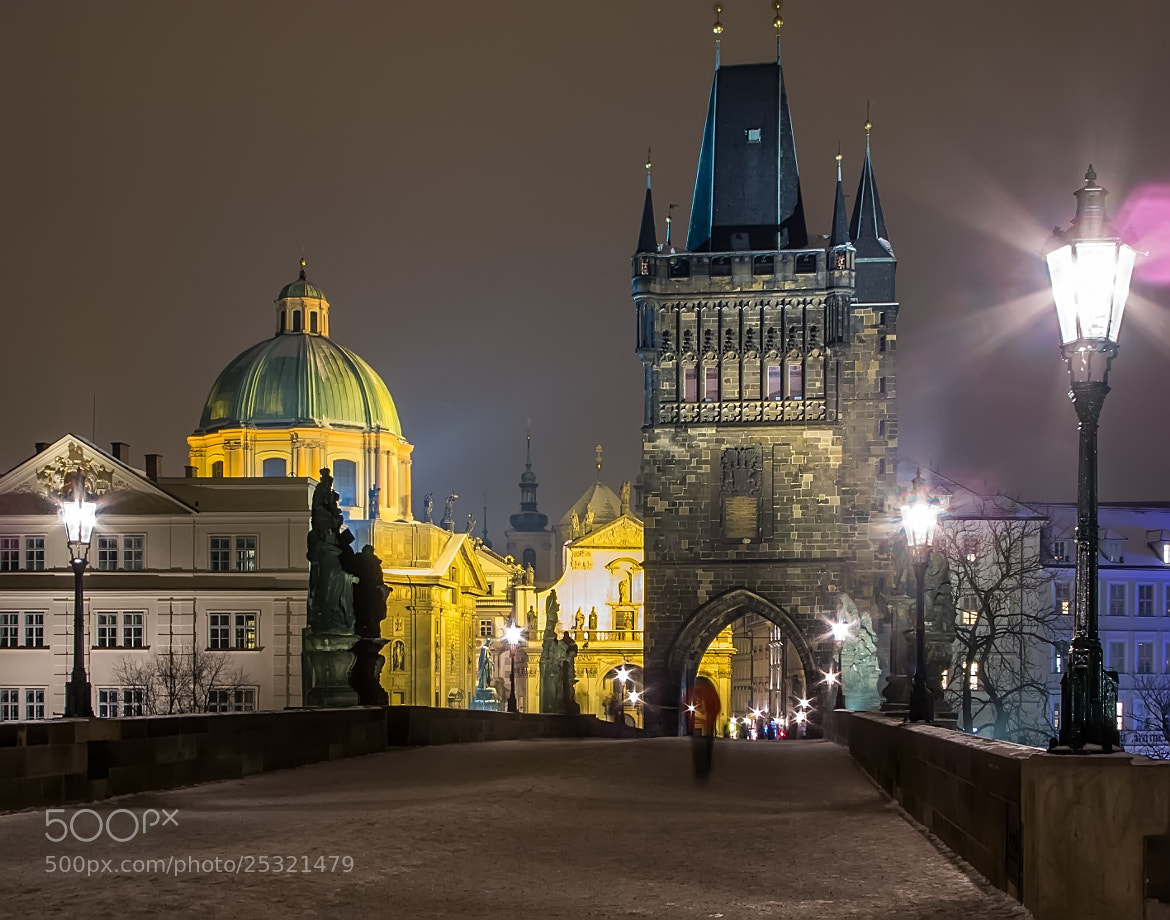 Photograph On the Charles Bridge by Rudolf Hes on 500px