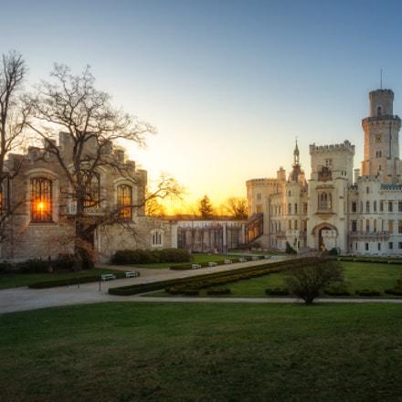 -- Chateau Hluboka --