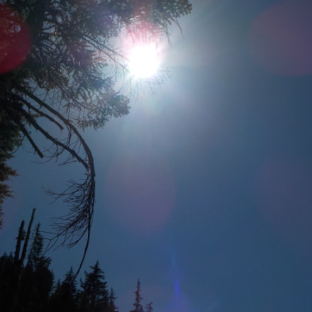 Sunlight Lake Serene, Nikon COOLPIX S33