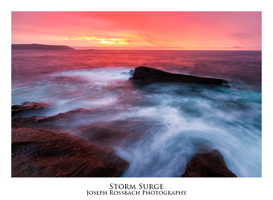Photograph Storm Surge by Joseph Rossbach on 500px