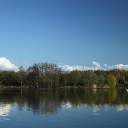 Lake, Canon EOS 5D MARK II, Canon EF 28-80mm f/3.5-5.6