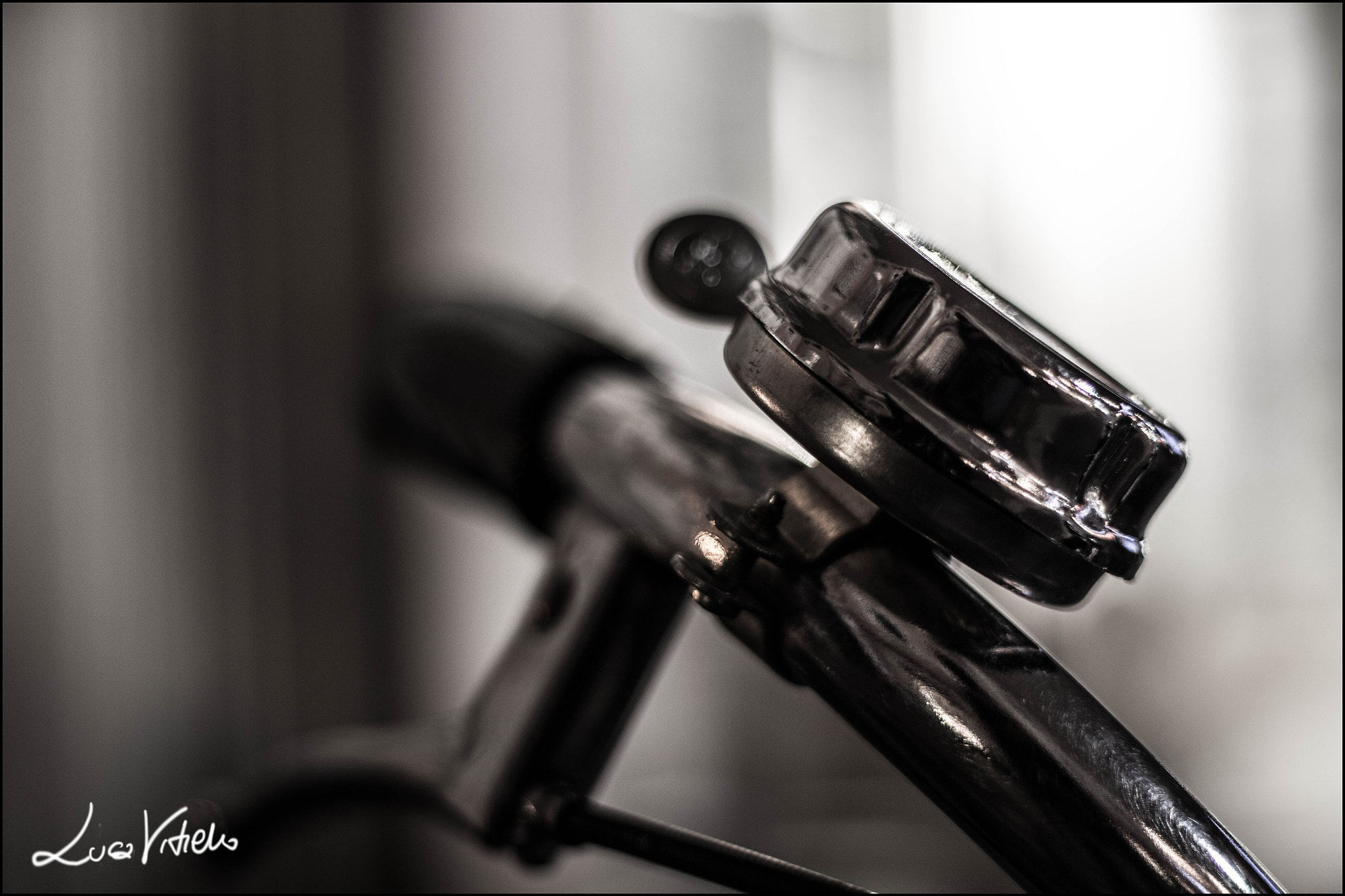 Photograph Bike BW by Luca Vitiello on 500px