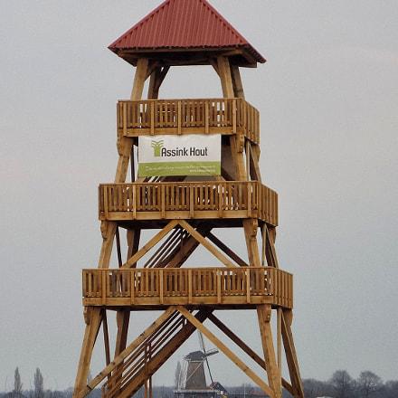 Uitkijktoren - Needse berg, Fujifilm FinePix S6800