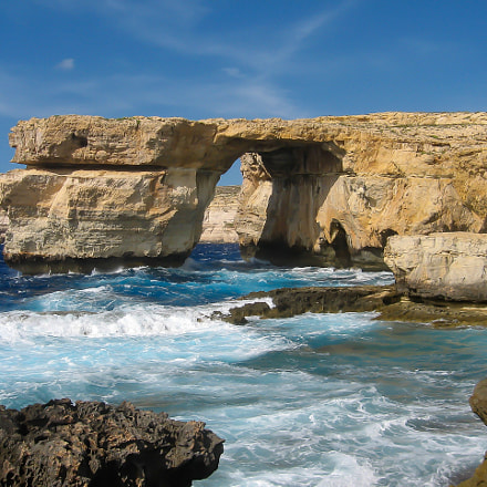 Azure Window, Gone but, Canon POWERSHOT A530