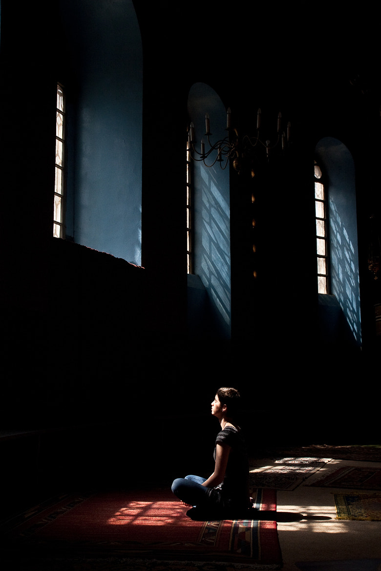 Photograph In the church by Guy Prives on 500px