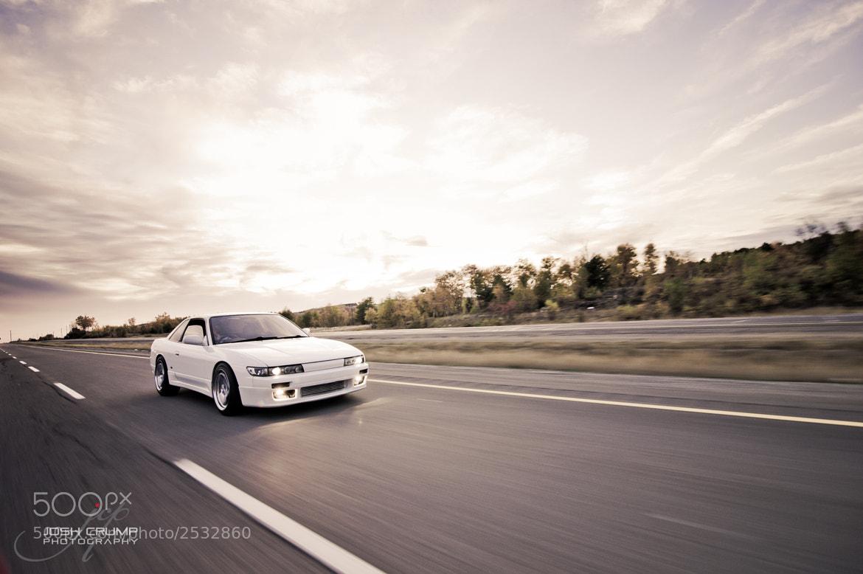 Photograph 1992 Nissan Silvia S13 by Josh Crump on 500px