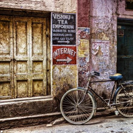 bicicleta en reposo, Sony DSC-W730