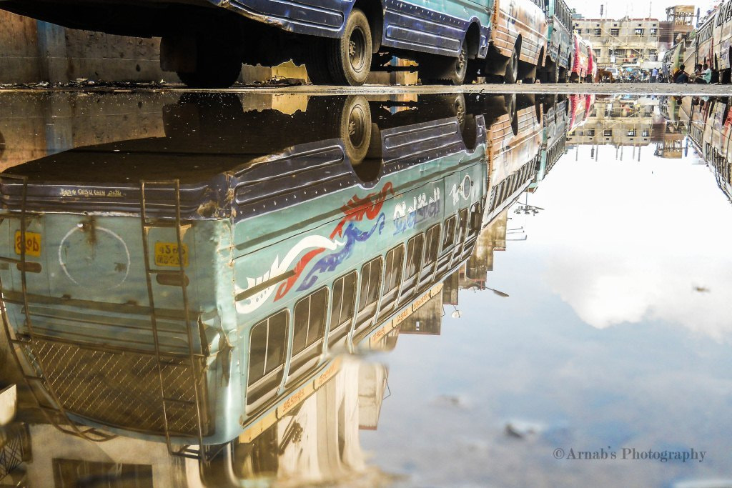 Photograph Reflection by Arnab Ghosh on 500px