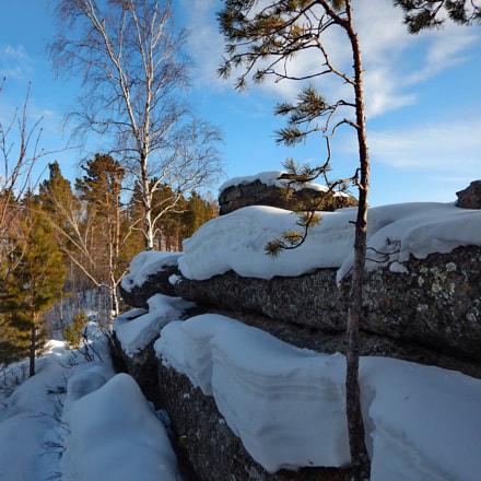 Russia. Altai Krai, Belokurikha, Nikon COOLPIX AW120