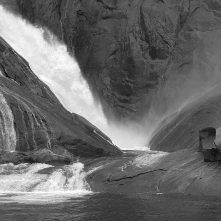 Waterfall, Canon IXUS 160