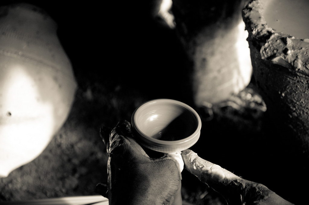 Photograph Pottery by Dhileeban Kumaresan on 500px
