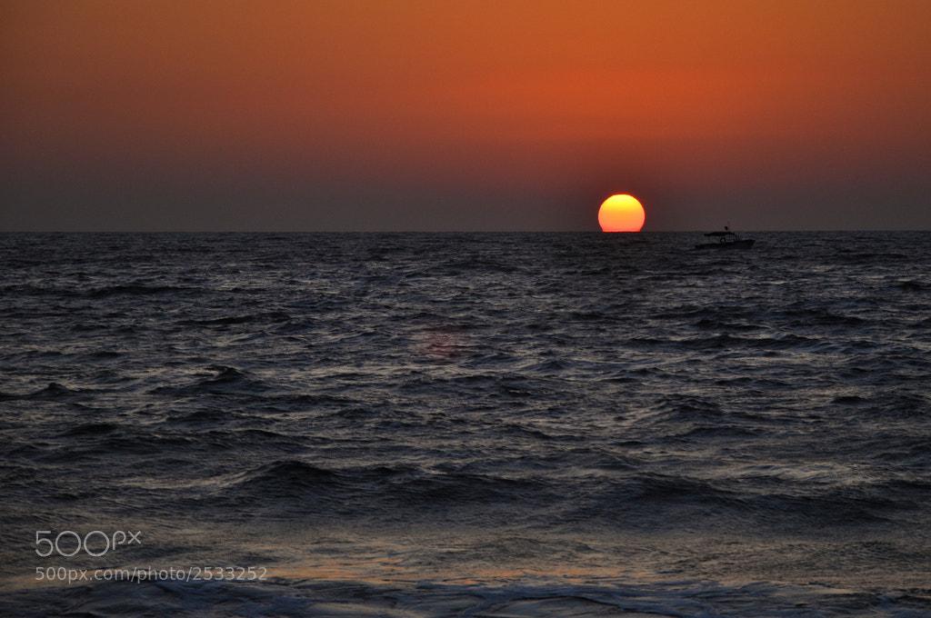 Photograph Sunset at Goa by Dhileeban Kumaresan on 500px