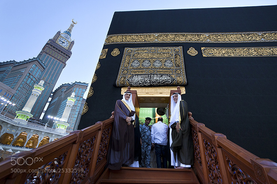 Photograph kaaba by Raeid Allehyani on 500px