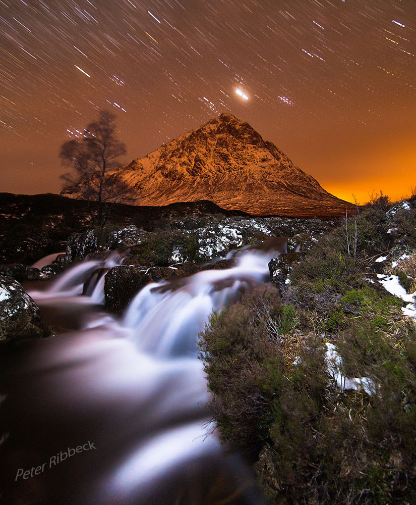 """Photograph """"Starlight"""" Glencoe by Peter Ribbeck on 500px"""
