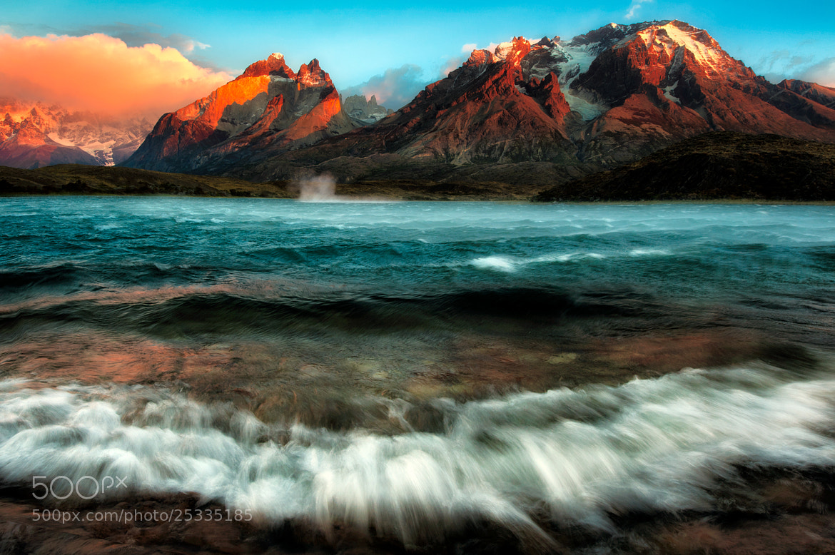 Photograph Winds of Torres Del Paine by Doug Solis on 500px