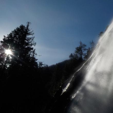 Bridal Veil Falls and, Nikon COOLPIX S33