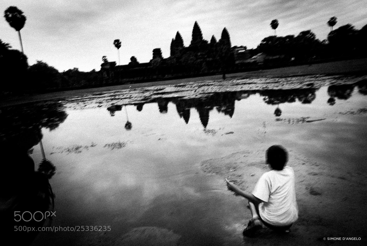 Photograph Angkor Wat by Simone D'Angelo on 500px