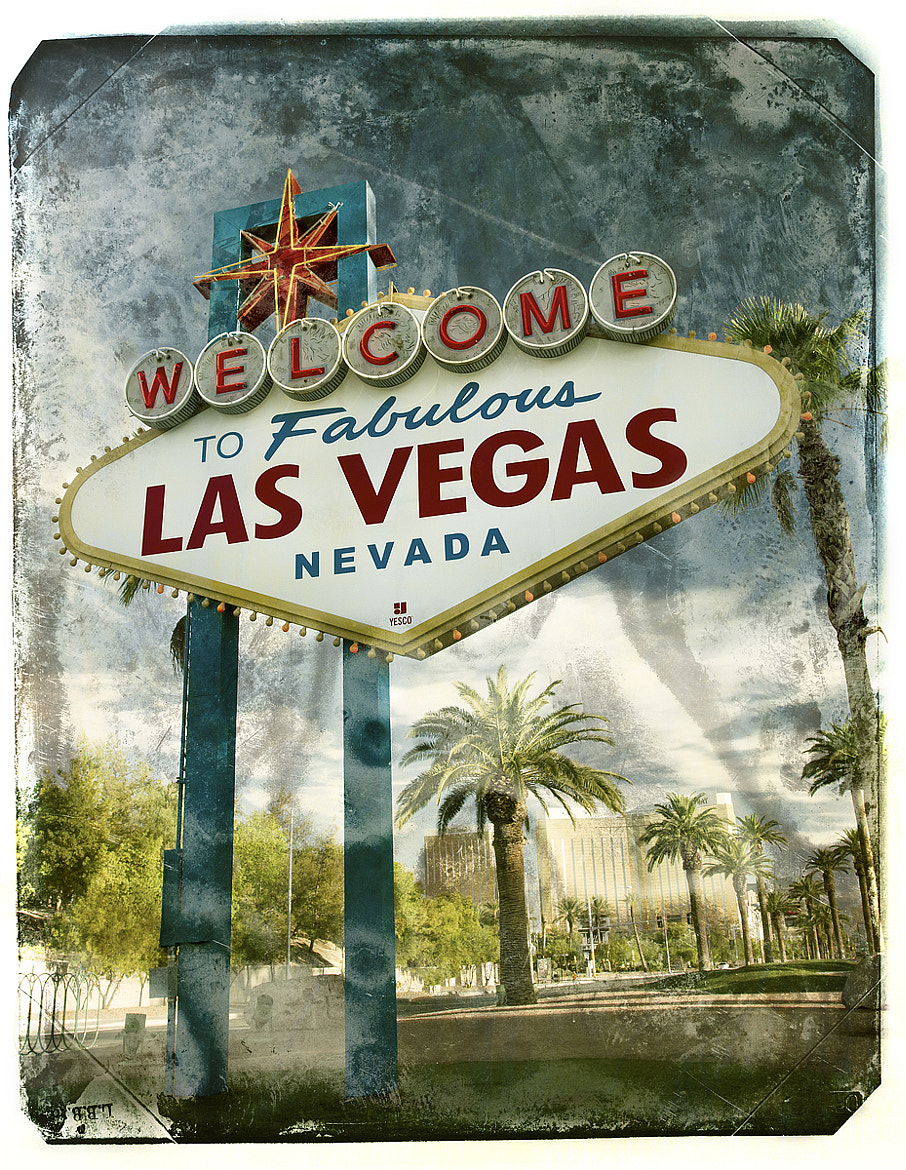 Photograph Welcome to Fabulous Las Vegas, Nevada by Geoffrey Gilson on 500px