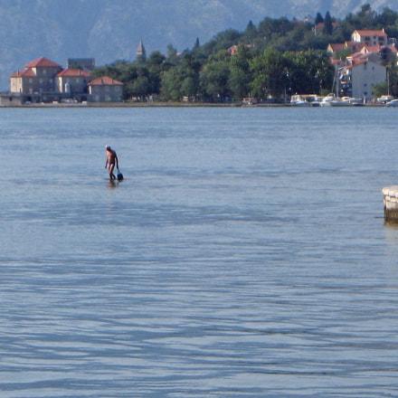 walk on the water, Canon DIGITAL IXUS 850 IS