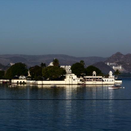 Udaipur lake, Panasonic DMC-FZ45