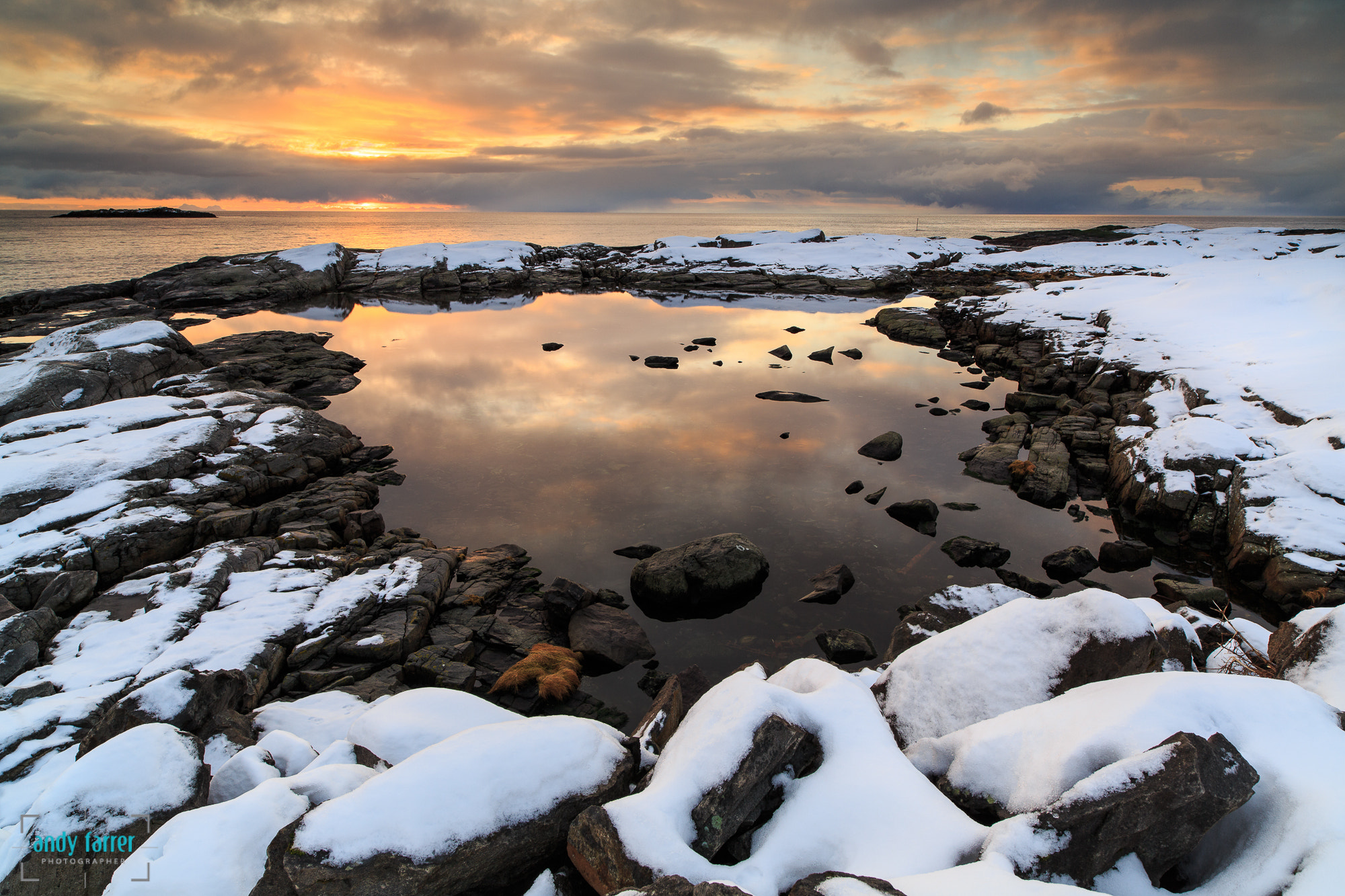 Photograph Å by Andy Farrer on 500px