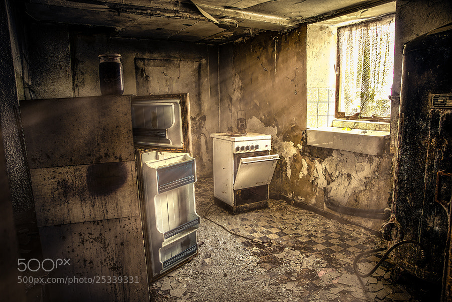 Photograph Luxury Kitchen by Johann Kumbeiz on 500px