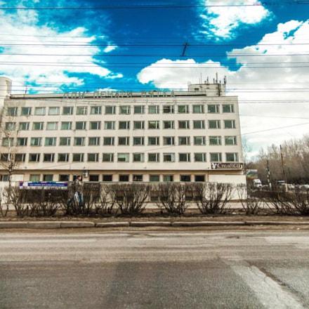 Urban landscape, Fujifilm FinePix S100FS