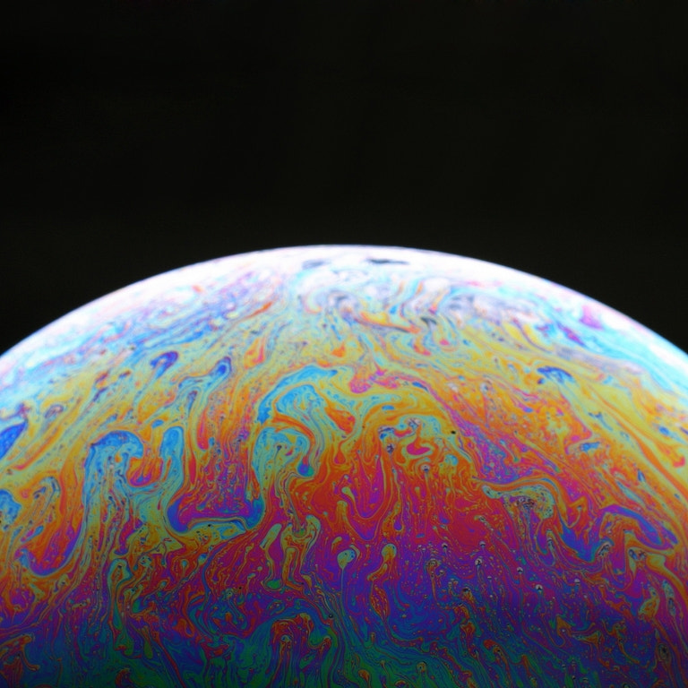 Photograph Planet Soap by Andre Schütt on 500px