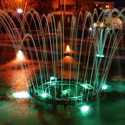 fountain, Panasonic DMC-TZ81