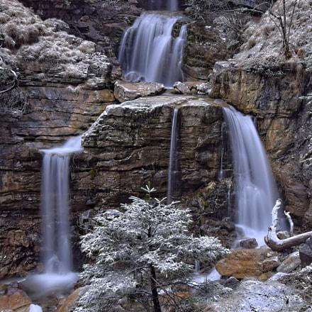 Kuhfluchtwasserfälle, Nikon D5300, Sigma 10-20mm F3.5 EX DC HSM