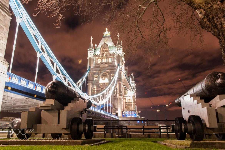 Photograph Tower Bridge #3 by Pablo LaVegui on 500px