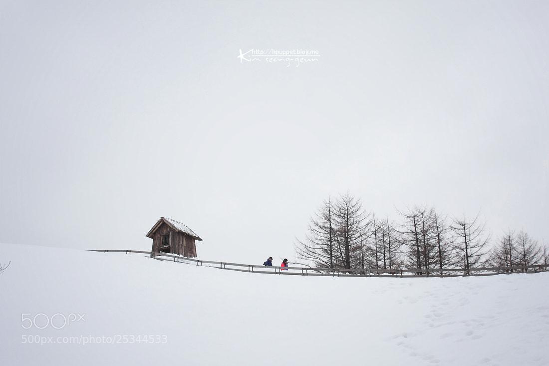 Photograph snow by kim seong-geun on 500px